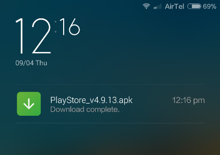 How to install Google Play store on your Xiaomi phone in